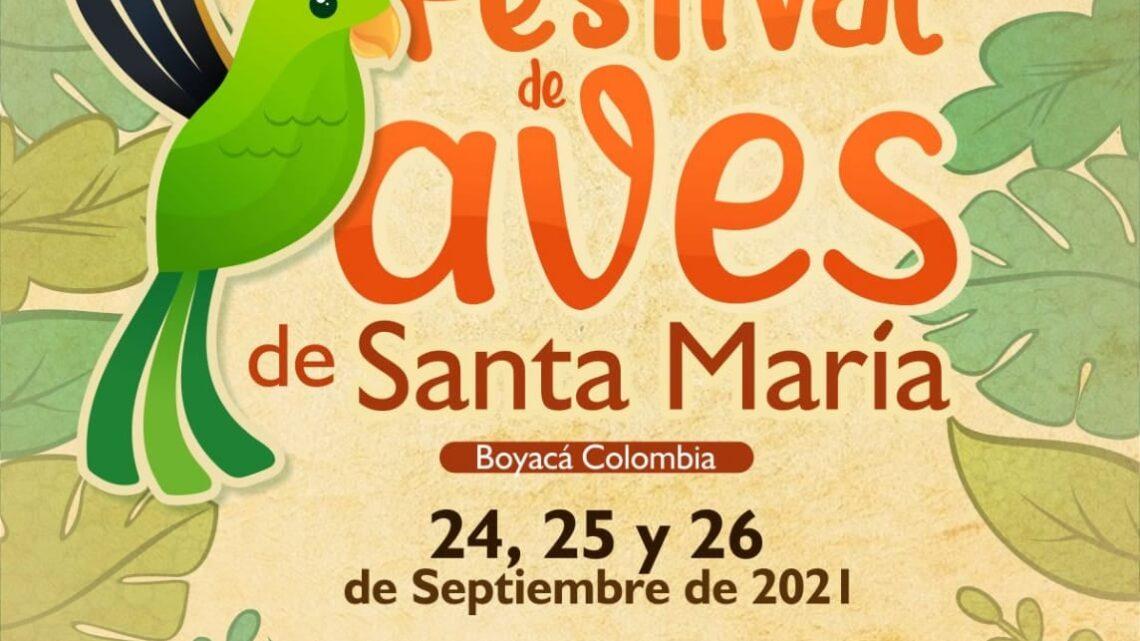 Turistas: Festival de Aves de Santa María