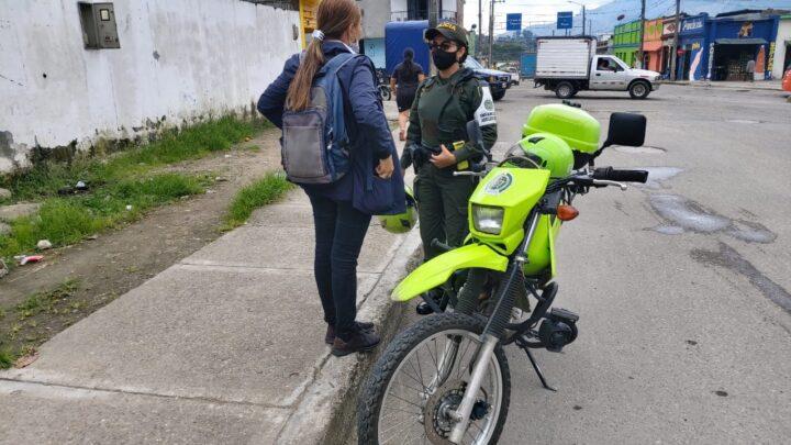 Turistas:Campañas Protección y Servicios Especiales METIB