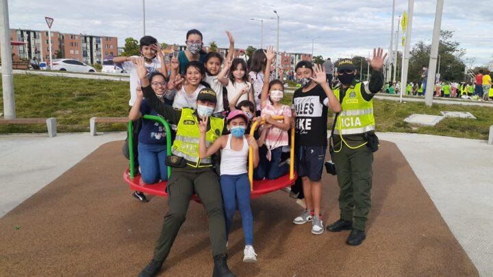 Turistas: Policía Metropolitana reforzarán seguridad en polideportivos de Ibagué