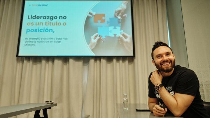 Empresario colombiano Juan Diego Cepeda apoyará a emprendedores de EEUU y América Latina