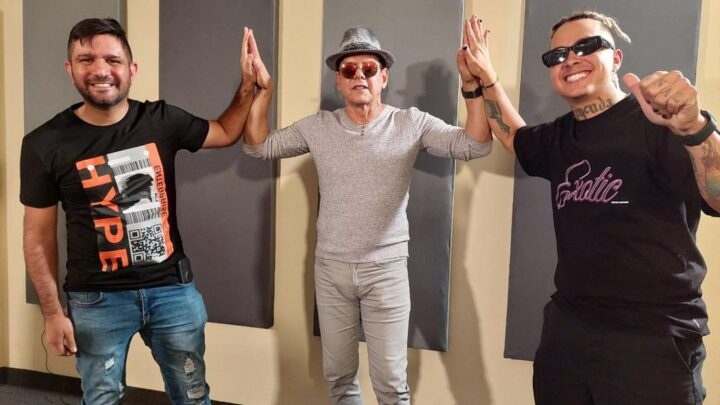 """Tres generaciones se unen en """"MUEVE UN PIE"""" con Sergio Pérez, Eliezer Boyer y Sixto Rein"""