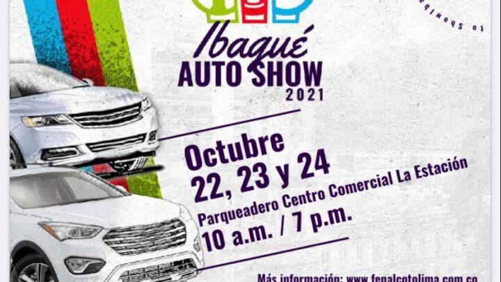 Turistas: A la ciudad musical de Colombia llega Ibagué Auto Show 2021