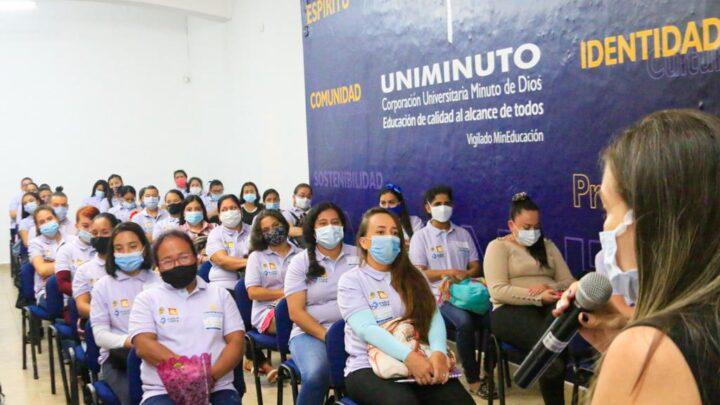 Turistas:  Inició formación técnica laboral de 80 mujeres y 20 personas Lgbtiq+ de Ibagué