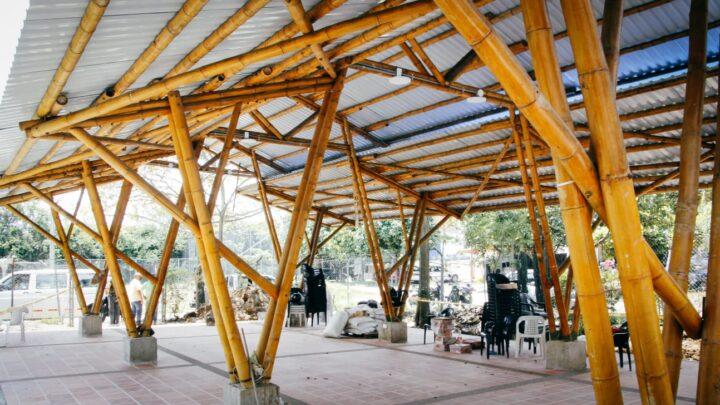 Turistas de Ibaguè el  barrio Tierra Grata disfrutarán de un nuevo y moderno salón comunal