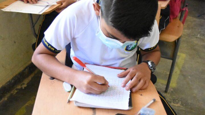 Turistas: Para el periodo escolar 2022 todos los niños del Tolima deben estar en la presencialidad