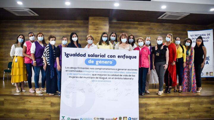 Turistas:  Mujeres del Tolima, Alcaldía de Ibagué adelantó conversatorio de igualdad salarial con enfoque de género