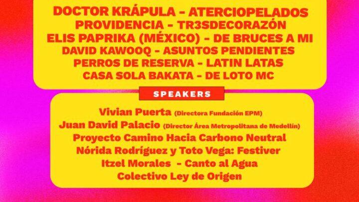 Colombia se suma al Climate Live del 12 al 16 de octubre.